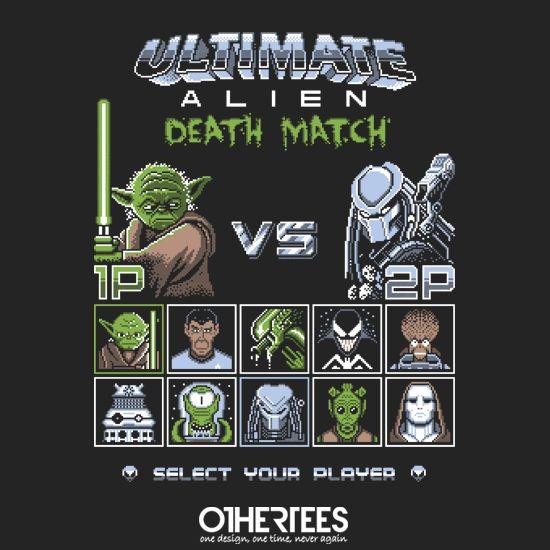 Alien Death Match