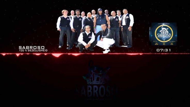 Muziekgroep Sabroso - Vol.10 100% Gezelligheid! (HD)