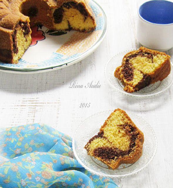 D a p u r M a n i s: Moist And Tender Marble Cake