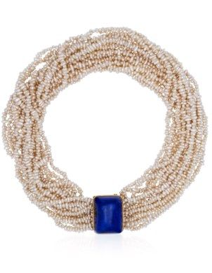 08864289b Tiffany & co. paloma picasso pearl and lapis lazuli necklace in 2019 ...