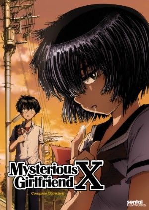 Mysterious Girlfriend X DVD Complete Collection (Hyb) #RightStuf2013 I love the Manga, so I'd like to see the anime #RightStuf2013