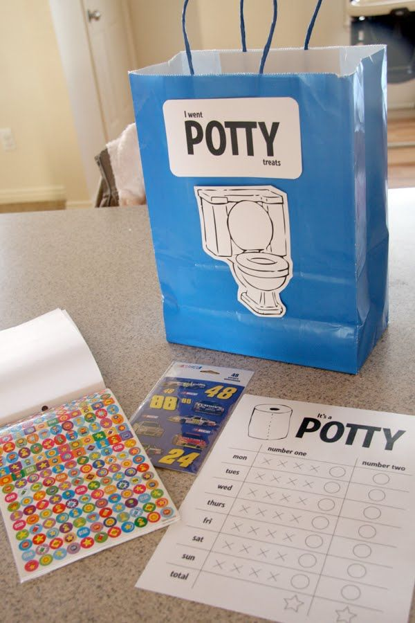 it will change your life: Winners and Potty Progress