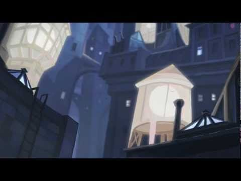 """Gobelins 2011 """"Lights Out"""" i really like things like this, i just wish they were LONGER."""