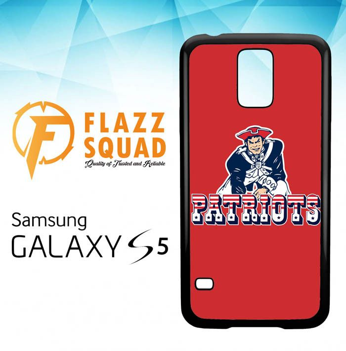 New England Patriots Z4150 Samsung Galaxy S5 Case