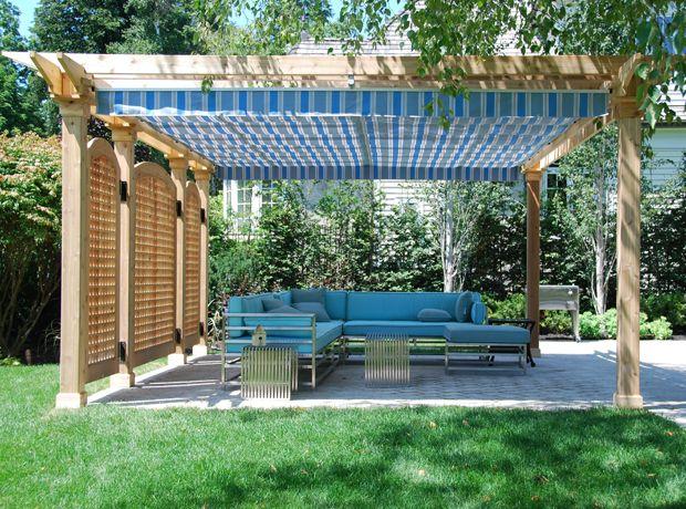 Pergolas Canopies Retractable Pergola Canopy In Oakville