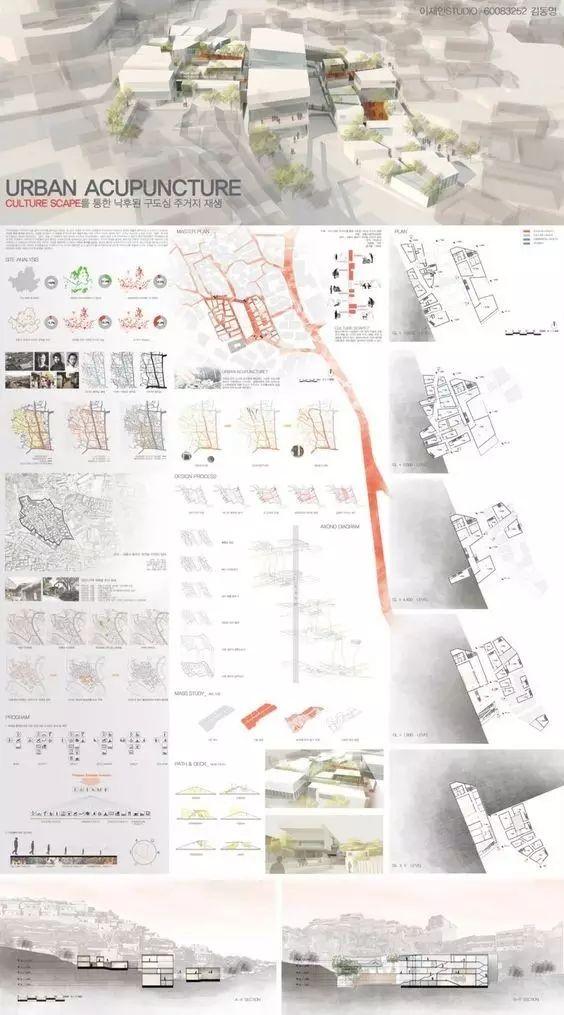 干货来袭 | 建筑排版100例