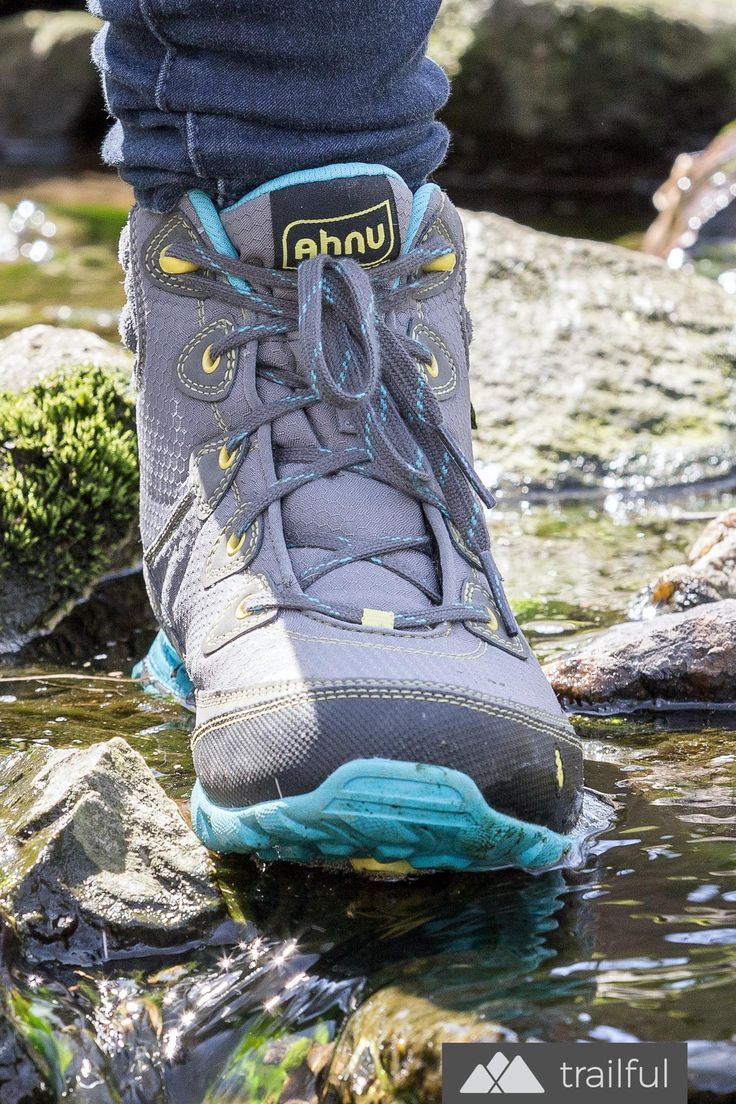 Top women's waterproof boots: our Ahnu Sugarpine hiking boot review