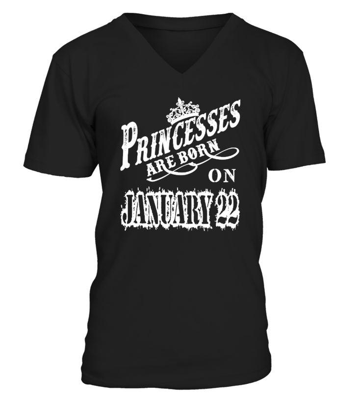 Princesses are born on January 22   sister gifts, brother sister gifts, funny sister gifts, birthday gifts sister #sistershirts #giftforsister #family #hoodie #ideas #image #photo #shirt #tshirt #sweatshirt #tee #gift #perfectgift #birthday #Christmas