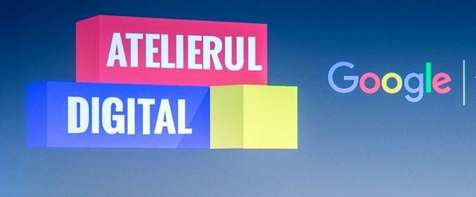 Iași, octombrie 2016: Atelier Digital Google la Palas Mall