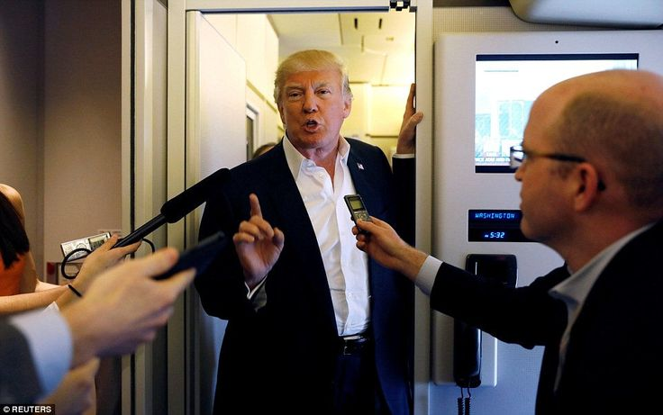 THE REAL DONALD TRUMP President Donald Trump's expansive and engaging conversation with the news media aboard Air Force One during his return trip from the 14 of July in Paris is the side of his demeanor that the public rarely seen recently. In fact, Donald loves the media game as he always played it with the journalists since his beginning as a real estate mogul in New York. During his return trip, he was back at the game as only the real Donald Trump could be! See story…