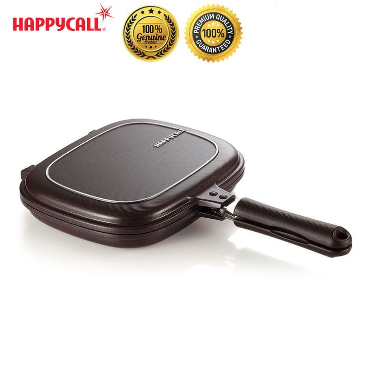 #Happycall #Nonstick #Double #Sided #Pressure #Plasma #Titanium #Best #Frying #Pan #Skillet #Oven #Effect