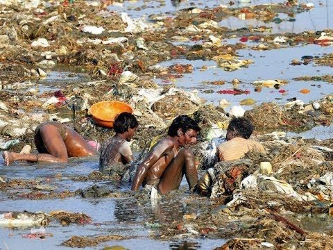 Water pollution in India a serious concern a documentary - Every Indian ...
