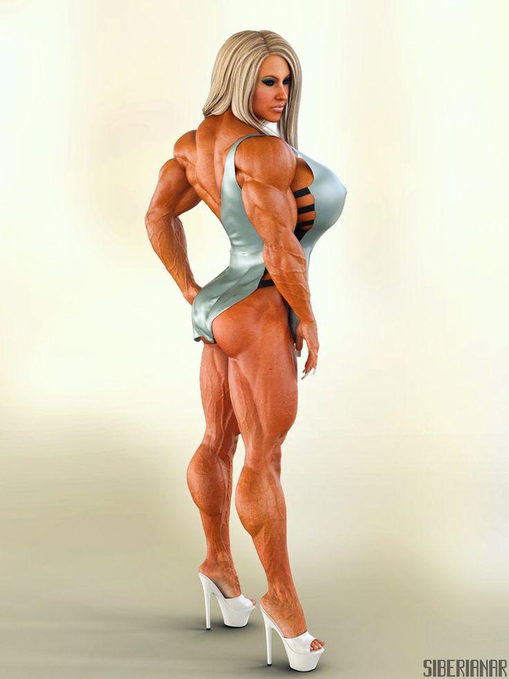 bodybuilding women photos sexy animated