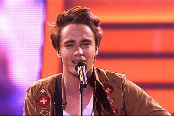 Lakyn Heperi - The Voice Australia