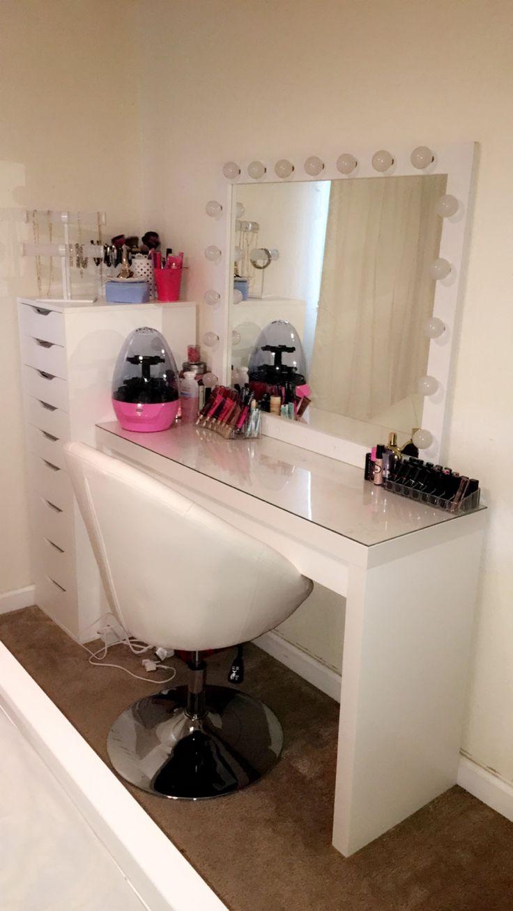 or furnishings queen luxury by makeup shop true bedroom room vanities dressing for with vanity princess mirror fit furniture custom a