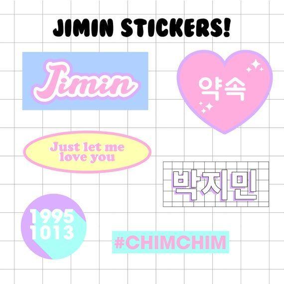 Diy Kpop Bts Hexaflexagons In 2020 Pop Stickers Stickers