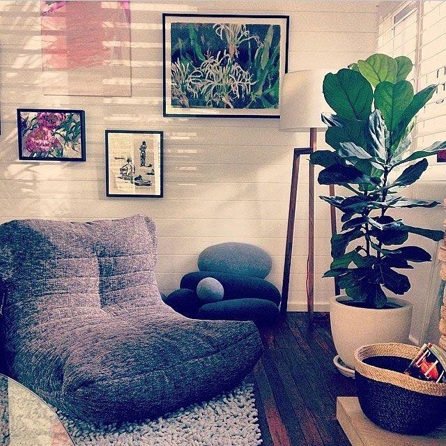 Interior Bean Bags | Acoustic Sofa - Luscious Grey | Bean Bag Australia
