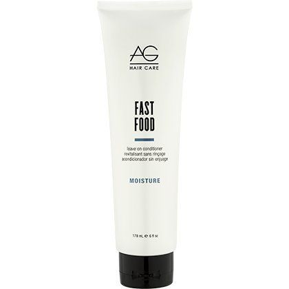 AG Hair Fast Food Leave On Conditioner (6 oz.) - NaturallyCurly