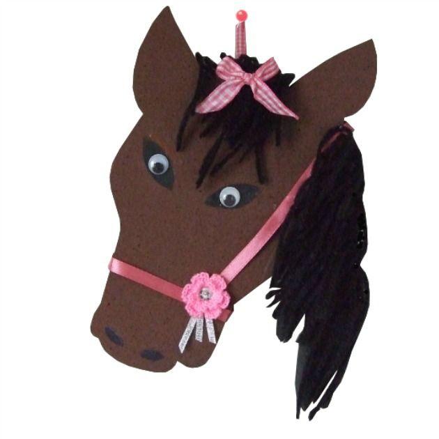 knutselpakket voor kinderen:paard