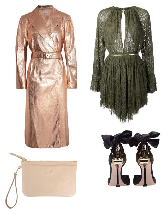 """Glam"" by bermudaborn on Polyvore featuring Jay Ahr, Miu Miu and Lanvin"