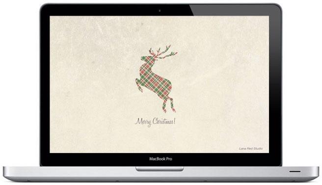 Free Christmas desktop Wallpaper!