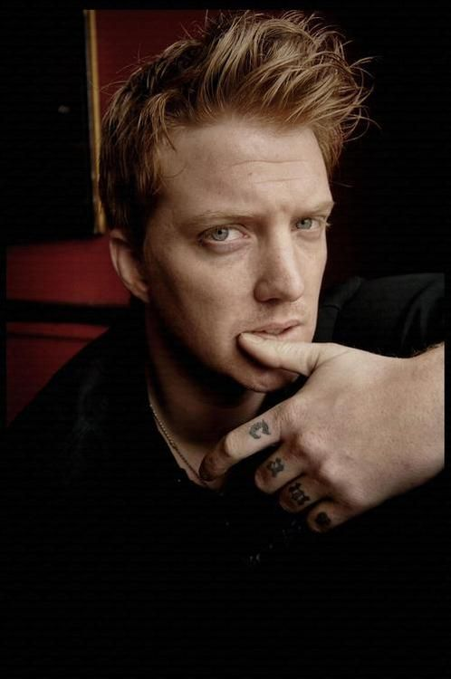 Josh Homme, Queens of the Stoneage -  Lead Singer/Songwriter/Drummer/Guitarist