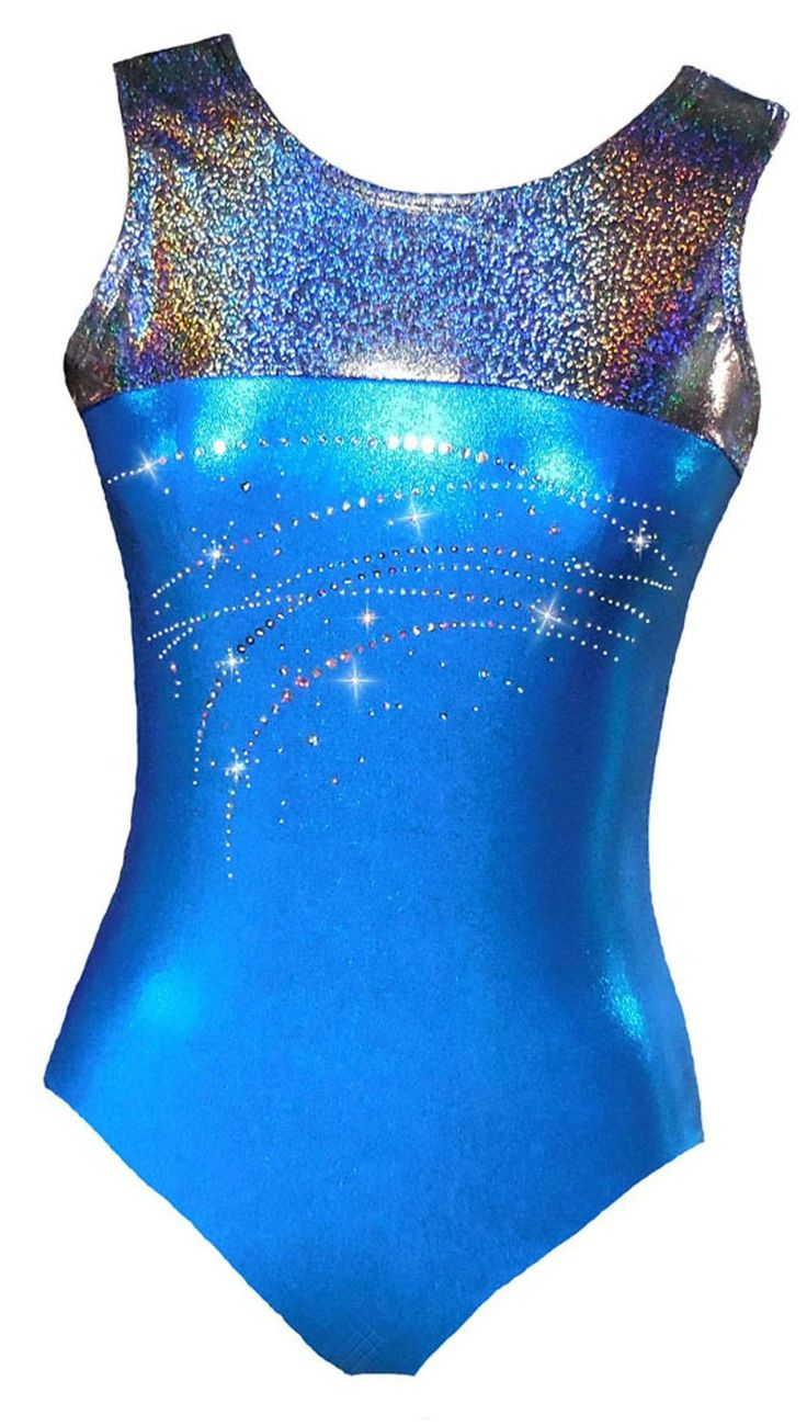 Amazon.com: Look-It Activewear Stardust Gymnastics and Dance Leotard for girls and women: Clothing
