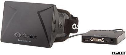 Oculus Rift - Awesome new virtual reality device