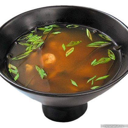 Мисо суп способ приготовления
