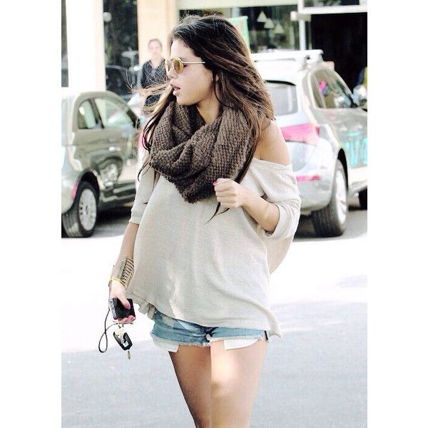 Selena Gomez Pregnant? liked on Polyvore featuring selena ...