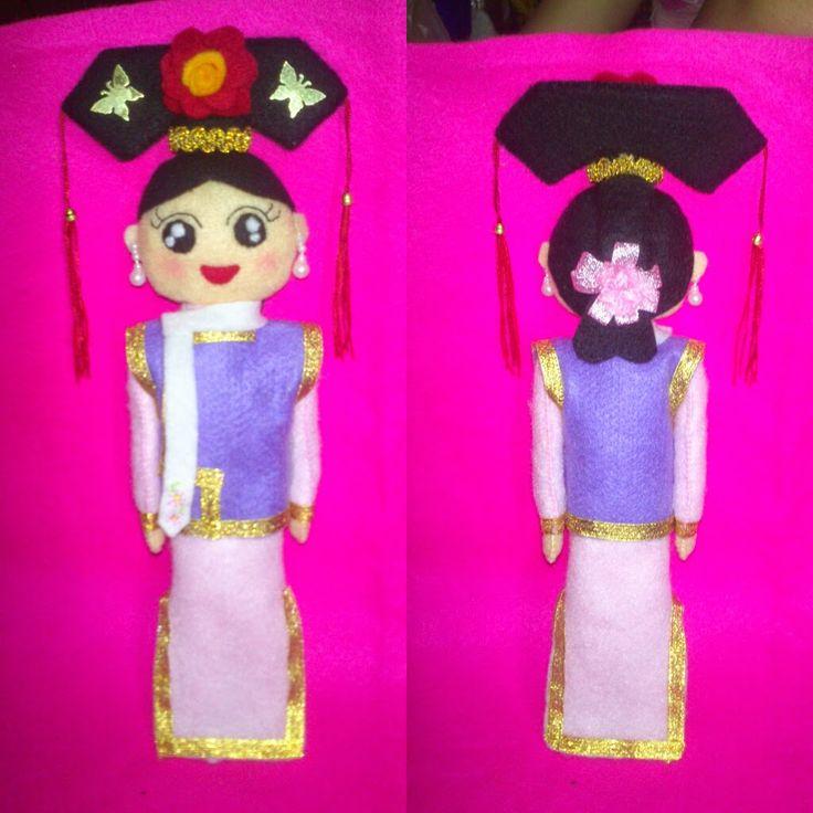 Qing Dinasty Princess