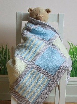 Awww-some Baby Blanket Knitting Patterns