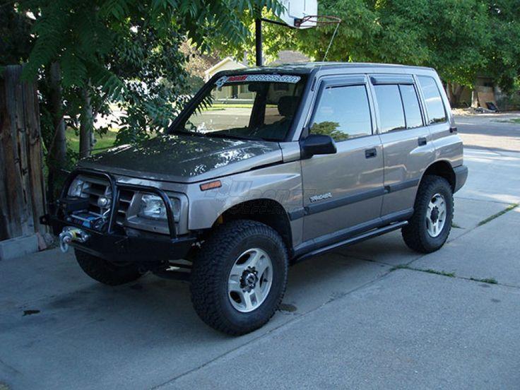 1989 1998 Suzuki Sidekick Tracker X90 Vitara Lrtk Lift Kits