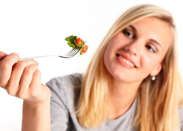 пищевые привычки пробовать новое