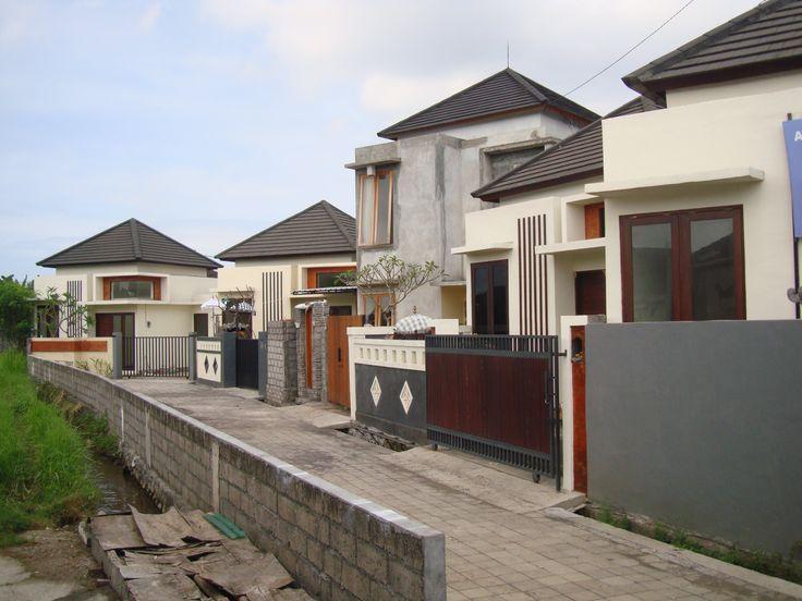 Sejahgad Town House Akasia Denpasar Type 45 / 100