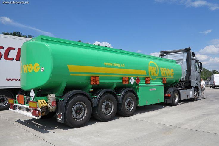Перевозку опасных грузов в Украине проверит полиция