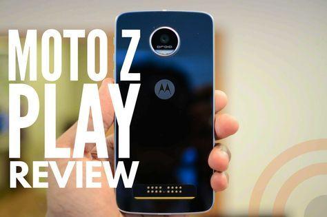 Review: Moto Z Play, o celular que a bateria dura para sempre - http://www.showmetech.com.br/review-moto-z-play/