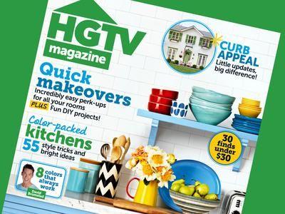 Watch HGTV Magazine on TODAY