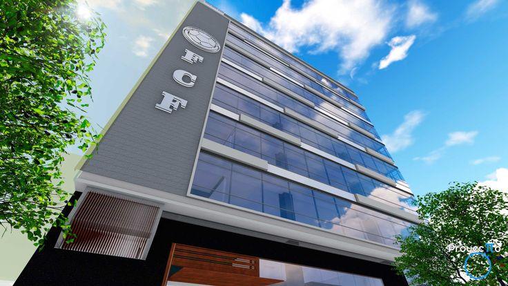 Edificio Administrativo FCF - ProyecTTo