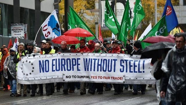 Pékin fustige le protectionnisme de l'UE