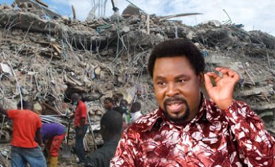 TB Joshua files fresh application to stop trial over death of 116 persons - https://www.thelivefeeds.com/tb-joshua-files-fresh-application-to-stop-trial-over-death-of-116-persons/
