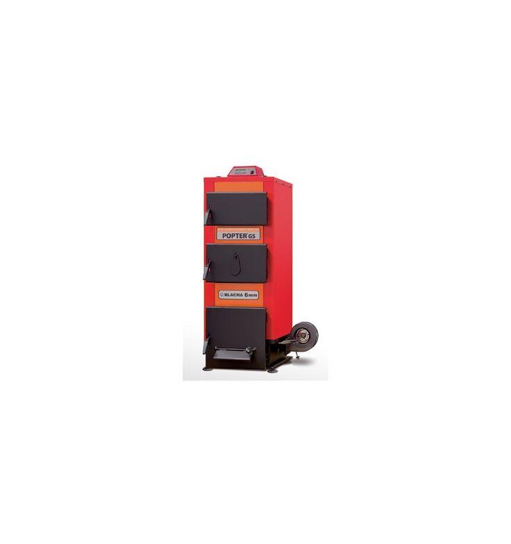 Chaudière bois POPTER GS 30 KW - chaudière - chauffage