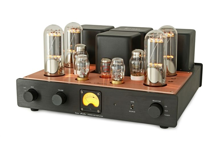 Icon Audio Handmade High End Valve Amplifiers