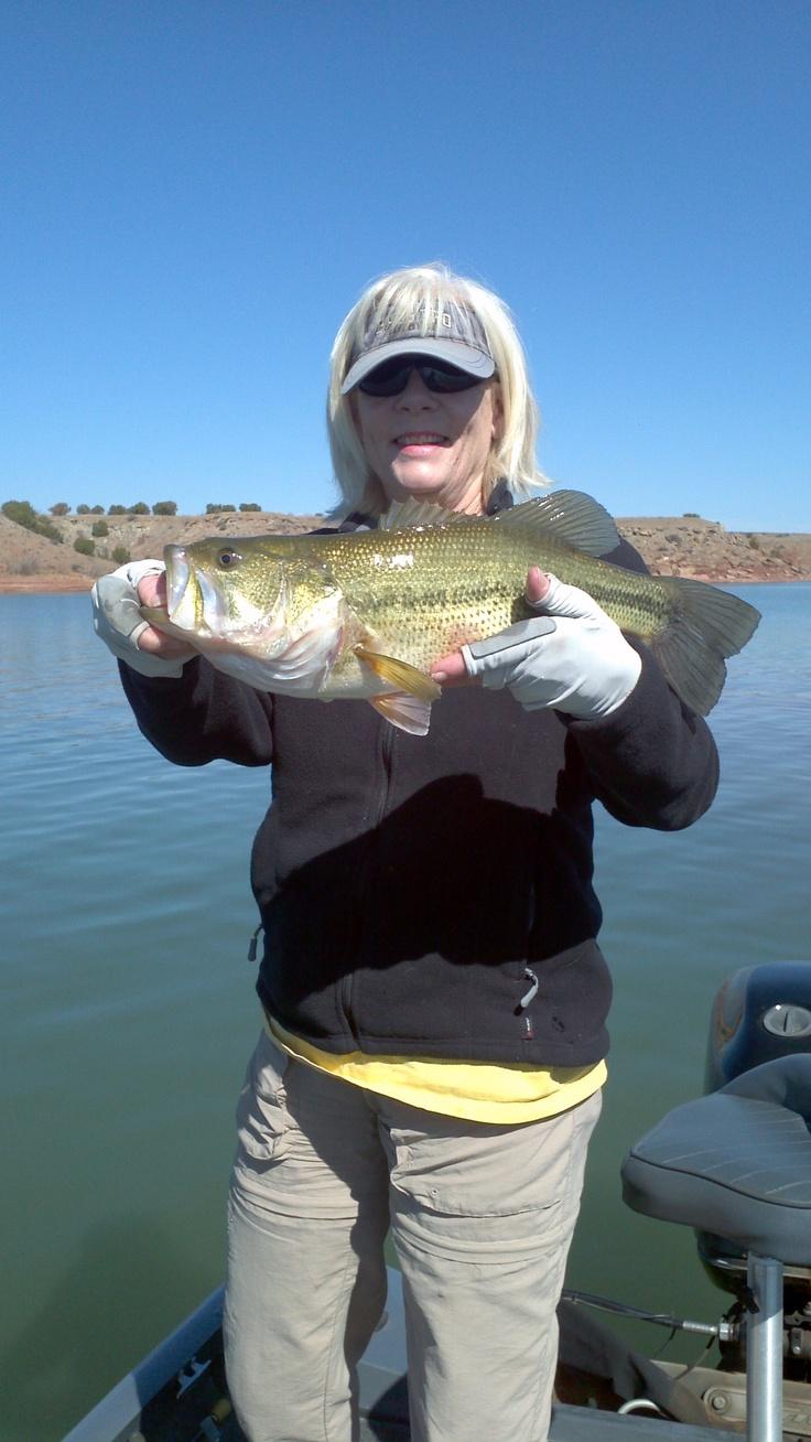 Ute Lake Fishing