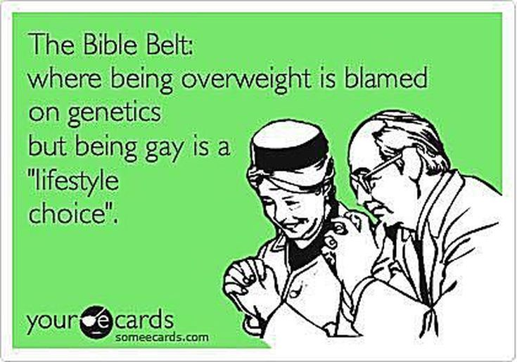 Best Left-Wing Memes: The Bible Belt