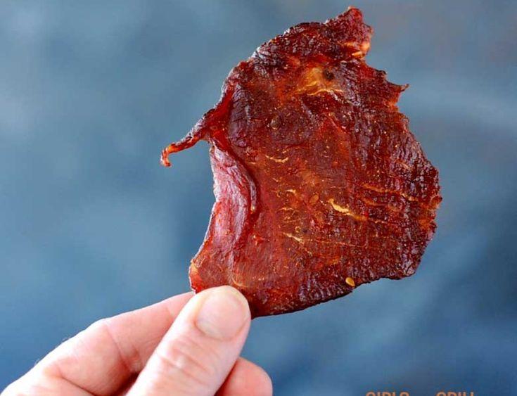 Two-Ingredient Bulgogi Beef Jerky