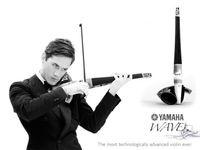 Un concept de violon électrique pour Yamaha