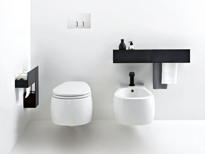 The Sen Tapware System by Curiosity for Agape   Australian Design Review   #Bathroom #Design #Interior