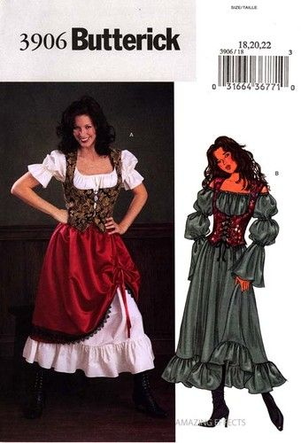16 best images about Pirate Costume Patterns on Pinterest