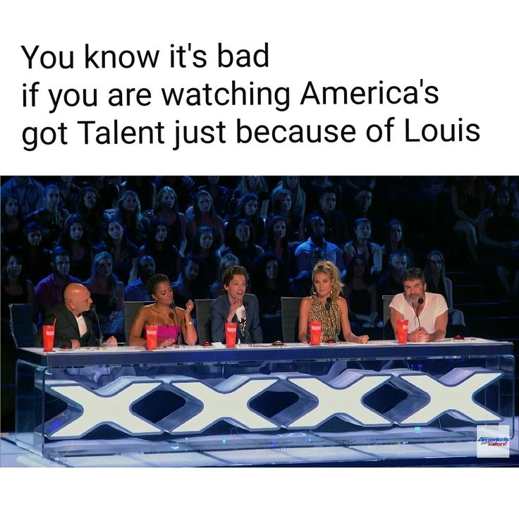 I watch it anyway but I loved it when Louis was on it